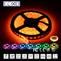 RGBW/RGBWW CE ROHS Certified 120leds/m SMD 5050 LED Light Strips