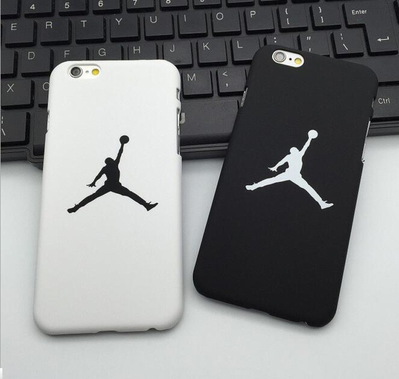Factory Price Basketball Player plastic hard cell phone accessories covers ultrathin PC phone case for iPhone 6 / 6S 7 / 7 plus
