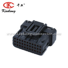 Kinkong 33pin Motorcycle Sumitomo ECU/ECM 025 waterproof connector 6189-7106 6188-0800