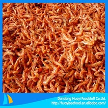 Dried Shrimp Shell With Head