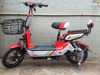 48V/12AH Lady cheap electric chopper bike 14 inch