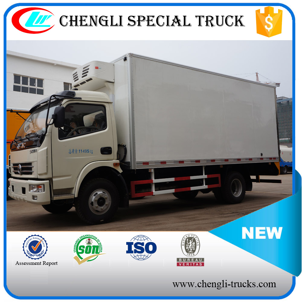 DONGFENG 4*2 100hp 12CBM Refrigerated Van