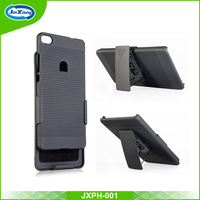 New Age Premium Quality PC Combo Case for Huawei P8