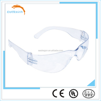 CE and ANSI Certificate Free Sample Safety Glasses