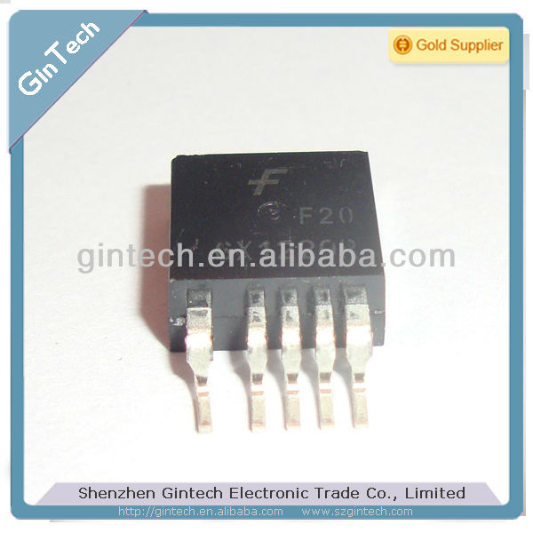 Fairchild Power Switch FS6X1220R FS6X1220RJX TO-252 IC SWIT PWM CM UVLO HV TO220F