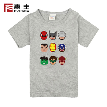 T-Shirt Printing Custom , Away Show Your Logo Custom T Shirt Printing 100% Cotton