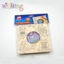 Colorful low price children craft work