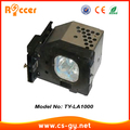 lowest price projector lamp bulb TY-LA1000 for PANASONIC PT-10LC13 PT-43LC14 PT-43LCX64 PT-44LCX65 PT-45LC12 PT-50LC13 PT-50LC14
