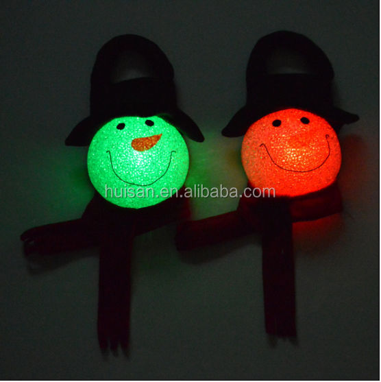 2014 new style beautiful eva snowman decoration for christmas day and halloween day
