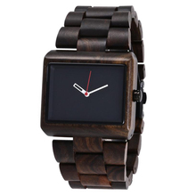 2018 wholesale cheap wooden wristwatches custom brand oem sandalwood watch wood men