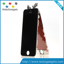 Wholesale Complete Display Screen with Touch Glass Digitizer Assembly For iPhone 5 Replacement