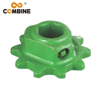 4C1014 (H118583) Combine parts steel front chain sprocket