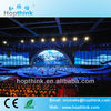 P20 RGB flexible video led curtain display
