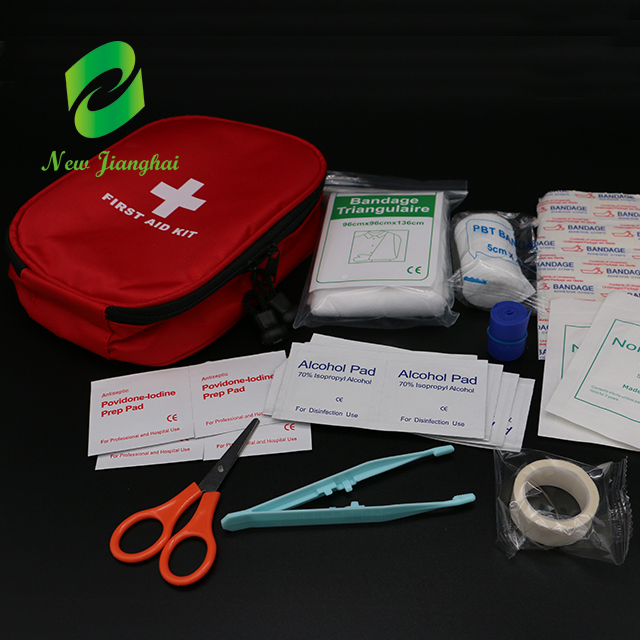 Emergency earthquake survival first aid kit with CE&FDA