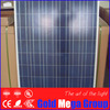 For grid tied solar system/1MW/5MW/10MW solar power plant use, 250W solar panels for industrial use