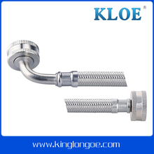 Stainless steel braided washing machine hose