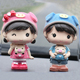 Chinese Supply Car Dashboard Decoration Bobblehead Dolls