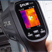 Original new FLIR TG165 Spot Thermal Camera hot sale product TG 165 flir thermal camera