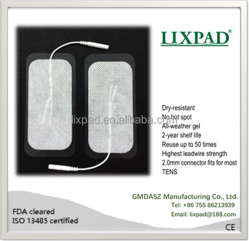 GMDASZ Manufacturing, Adhesive EMS tens electrodes pads for tens units