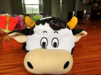 Hot Selling Super Soft Safe Material Baby Gift Plush Cute Cow Stuffed Toy