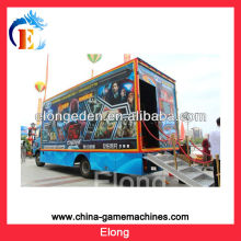 Hot!7d cinema mobile truck