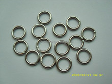 Wholesale metal spring O ring for bag buckle