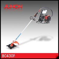 CE approved knapsack grass cutting machine