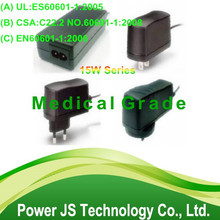 iec60601 15w medical switching adapter