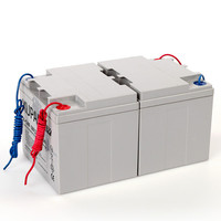 12v 38ah Lead acid battery for ups/solar/wind system