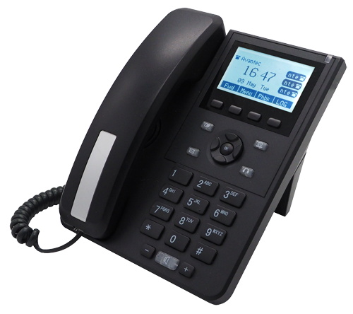 SIP HD vocie Voip A21 business phone wifi paging BLF