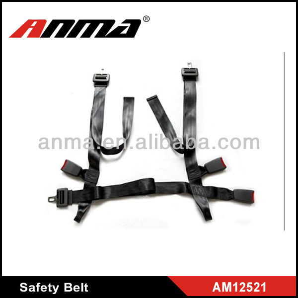 car safety seat belt polyester safety belt bus safety belt