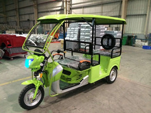 motorized wagon/electric three wheel bike/ape piaggio tuk tuk three wheeler