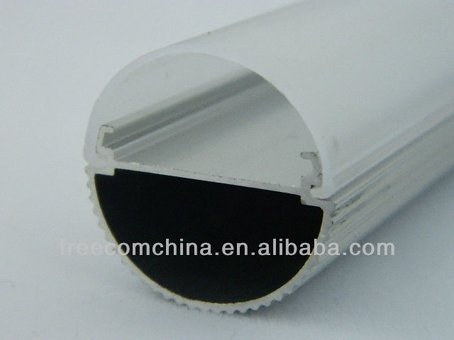 China hot sales T8 LED tube light cover (heat sink & PC cover)