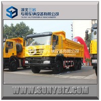 IVECO 350HP tip truck/Garbage dump truck for sale