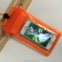 Floating Waterproof Case Swimming Dry Bag Protects your Cell Phone and valuables - IPX8 Certified to 100 Feet