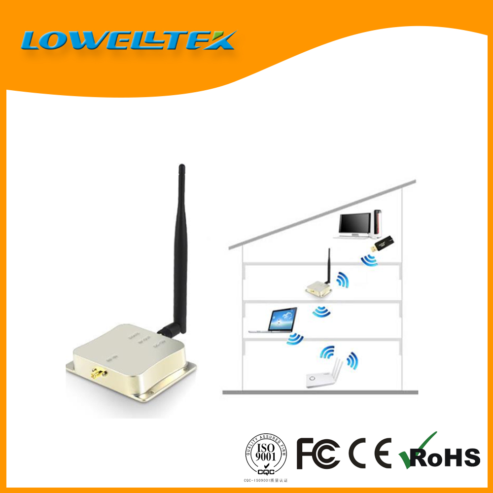 Lowelltek 5w 2g 3g outdoor wifi signal booster