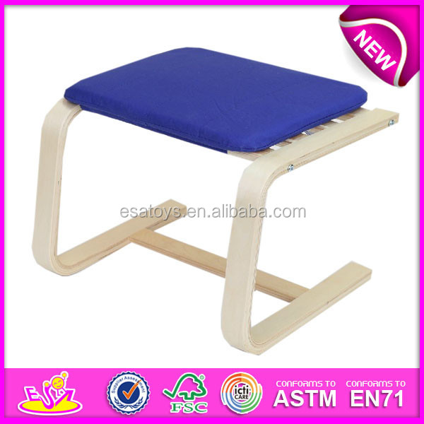 New and popular wooden cheap relax chair,cheap bentwood relax chair,hot selling wooden toy relax sofa chair W08F028
