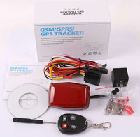 Taillight shape,Cut off the Oil and Power System motorcycle GPS Tracking device