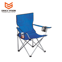 Custom Logo Promotional Folding Beach Camping Chair