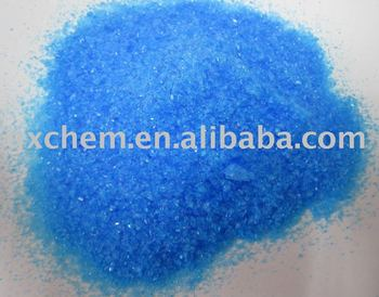 copper sulphate pentahydrate high purity copper powder