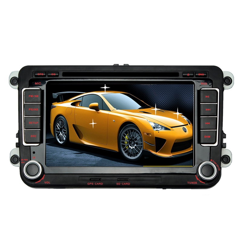 7 Inch Car Radio Double 2 Din Car Multimedia Player GPS Navigation DVD Player Car Audio Stereo Bluetooth Auto Head Unit