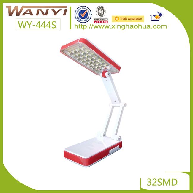 High Power 32 LED Desk lamp nature white reading lighting table light lamps for bedroom /study room/office/school