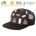 Digital Print Custom Print Mesh Trucker Hats Wholesale