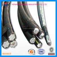 ABC cable for overhead cable Low Voltage Solar power system