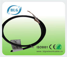 Coaxial Cable Providing Minimum Interference