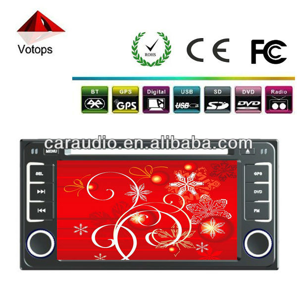Votops renault fluence car dvd player with gps navigation
