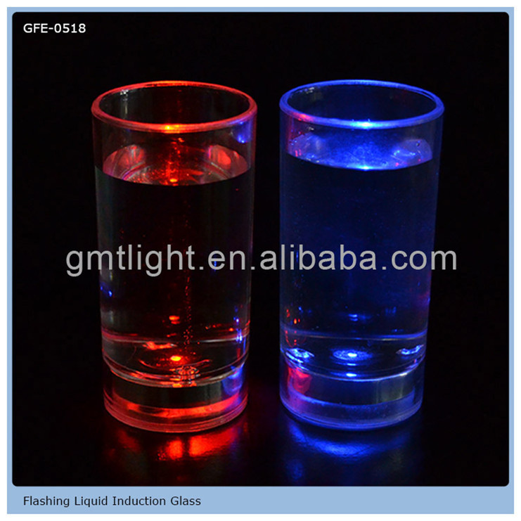 modern led glass for happy party