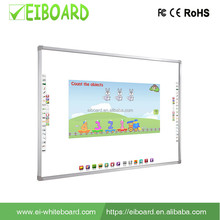 85 inches china professional manufacturer Infrared multi-touch interactive whiteboard for smart classroom