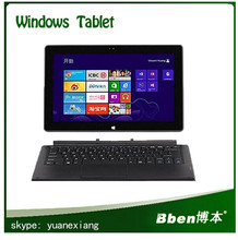 2014 11.6 inch Touch screen Windows 8.1 graphics tablet with keyboard Dual Camera support 3G phone call