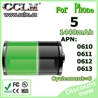 battery for iPhone,for iPhone battery,original battery for iPhone 5